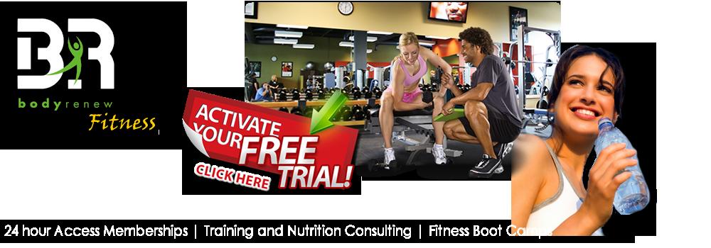 fit gym body